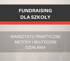 Fundraising dla szkoły